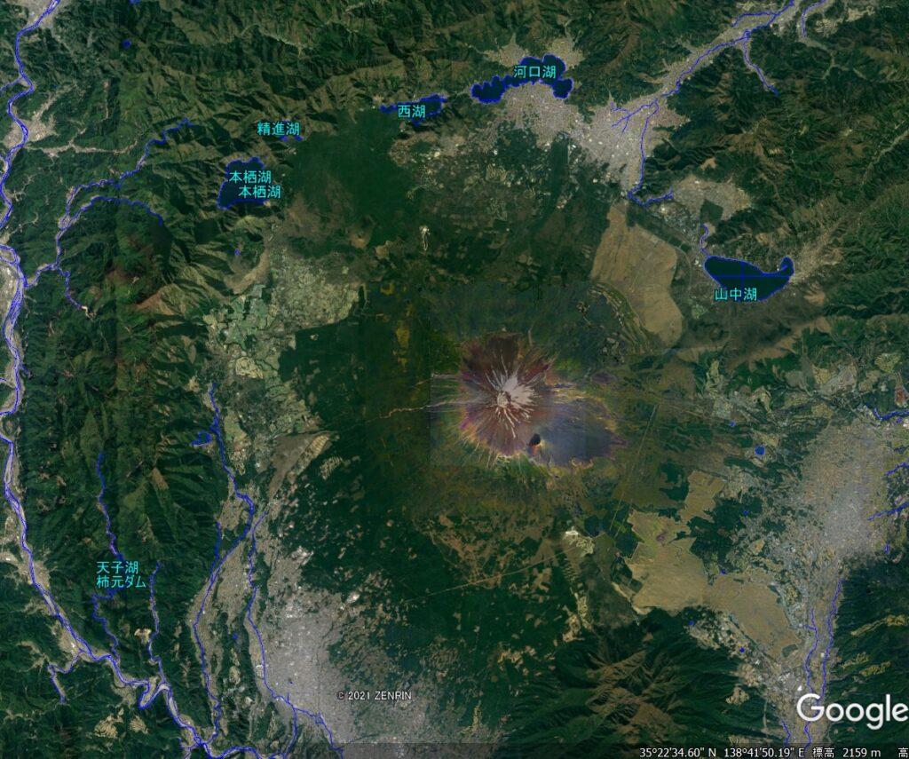 火山についてPart2・富士山って知ってる?